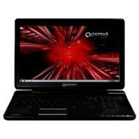 Качественный и быстрый ремонт ноутбука Toshiba QOSMIO F750.
