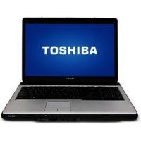 Качественный и быстрый ремонт ноутбука Toshiba Satellite L355.