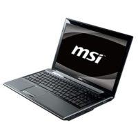 Качественный и быстрый ремонт ноутбука MSI FX610.