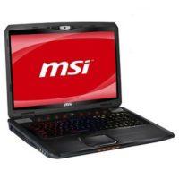 Качественный и быстрый ремонт ноутбука MSI GT780DXR.
